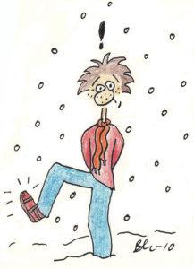 Kapittel 2 - Fredrik med feil sko ute