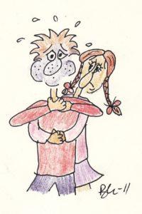 Kapittel 5 - Fredrik og Frida Heimlichmetoden