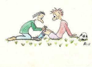 Kapittel 3 - Fredrik og Frode plastring